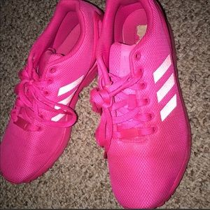 All Pink Adidas
